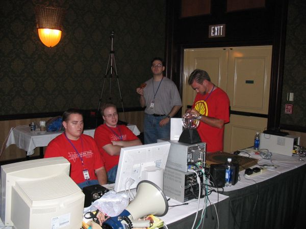 Toorcon Hacker Convention #245<br>1,600 x 1,200<br>Published 3 years ago