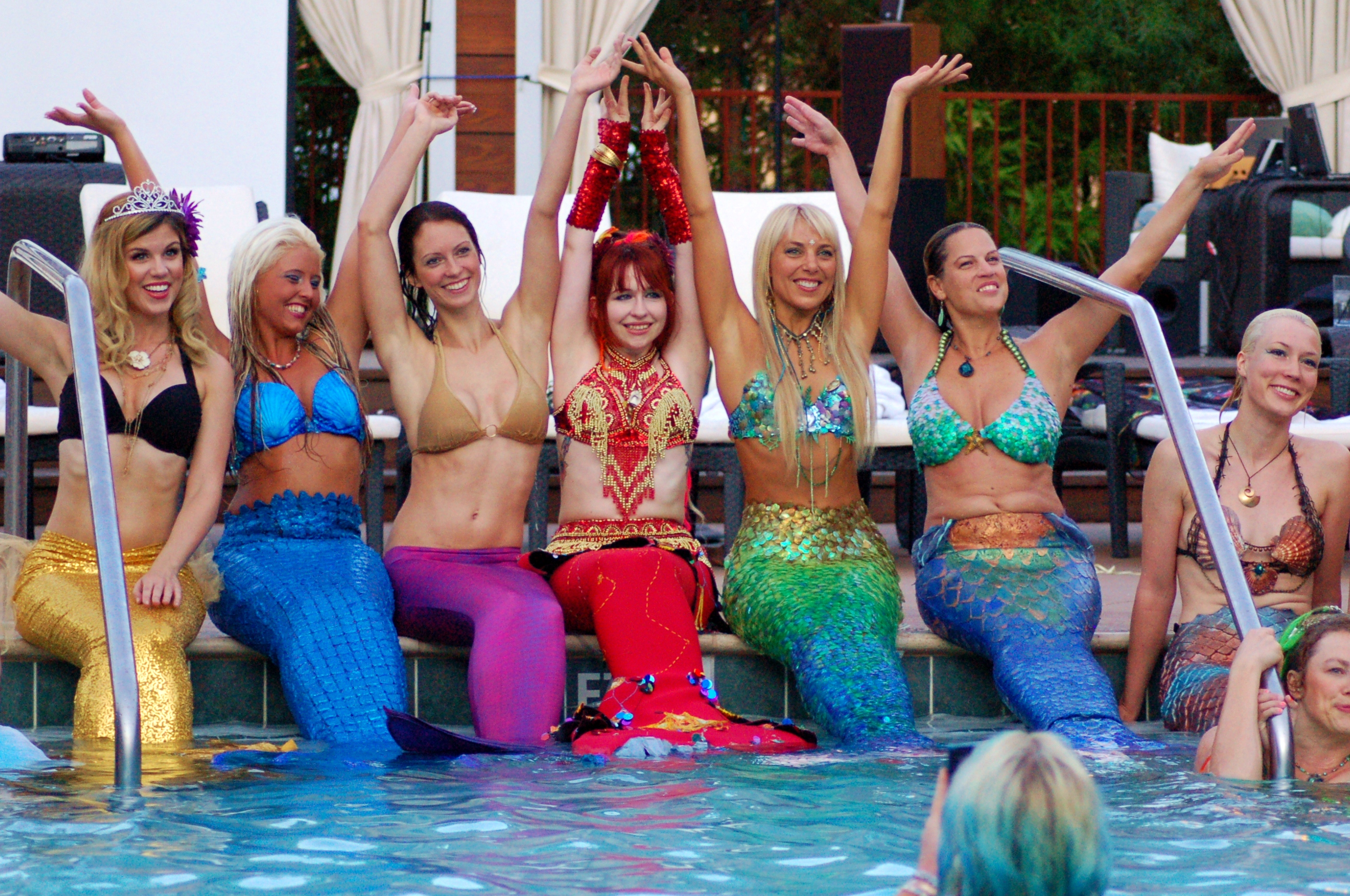 Mermaid Convention Photography Photo #281